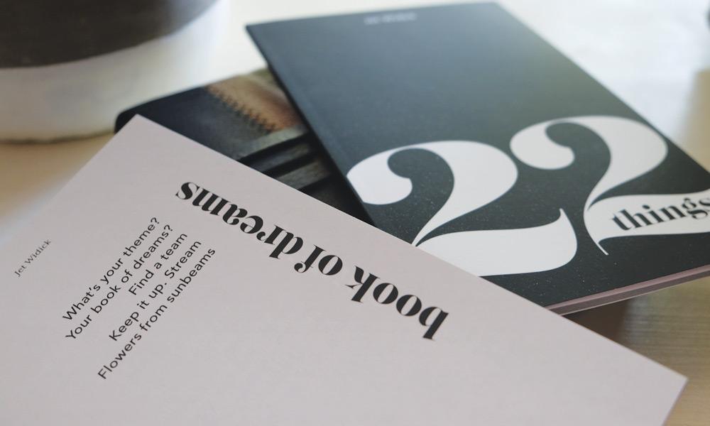 kristen alden creative direction poetry book layout design